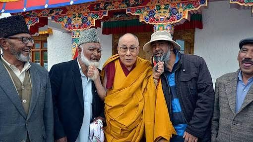 Dalai Lama & A New Era of Muslim-Buddhist Brotherhood in Zanskar
