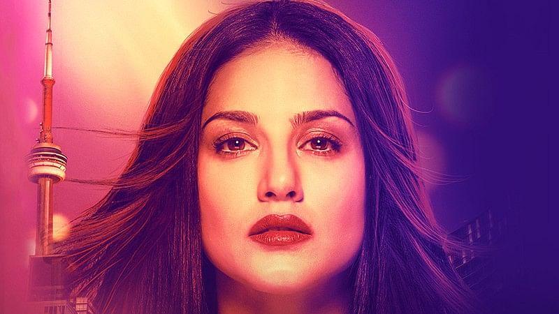 Sunny Leone in <i>Karenjit Kaur: The Untold Story</i>.