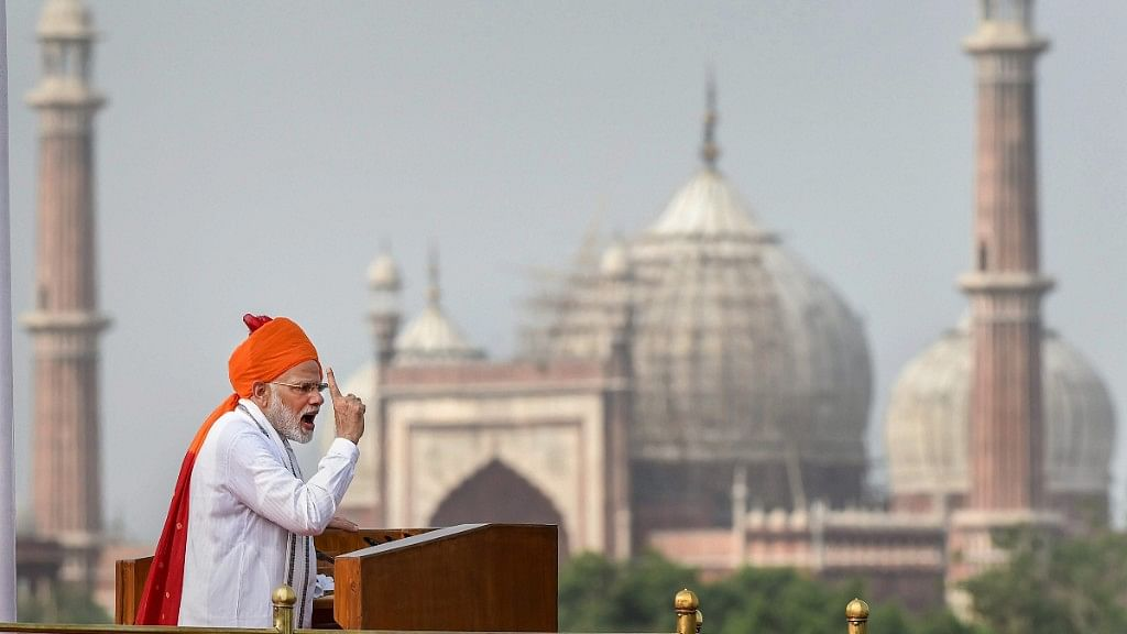 PM Modi's Independence Day Address: Watch the Full Speech Here