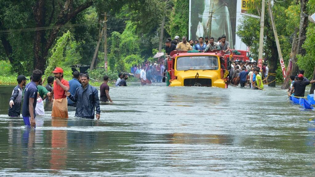 Kerala Floods: Death Toll Rises to 357, Rains Let up