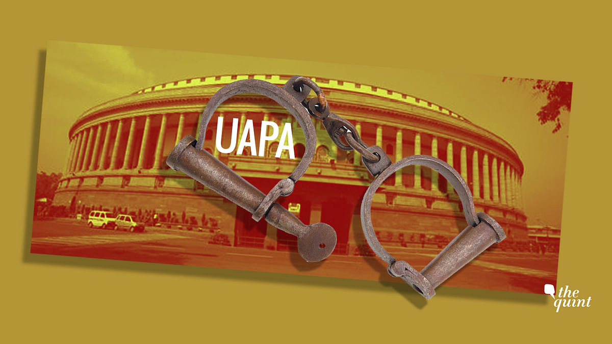 5,922 People Arrested Under the UAPA Between 2016-19: Govt to RS