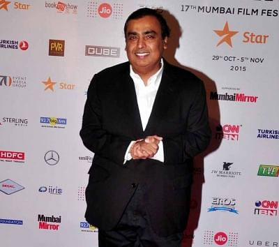 Reliance Jio tops Fortune 'Change The World' list
