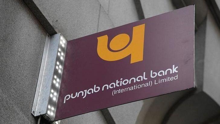 Representational image of the Punjab National Bank (PNB) singboard.