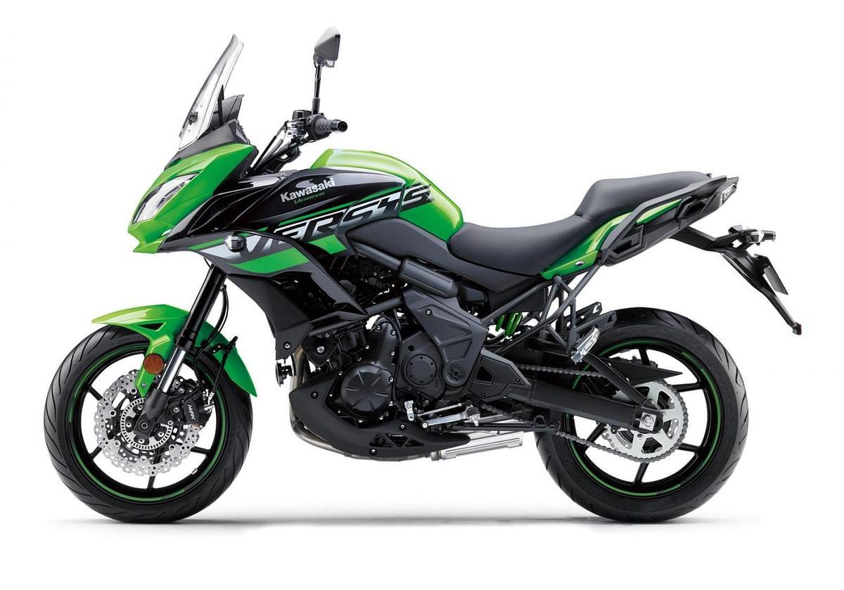 Priced at Rs 6.50 lakh (ex-showroom), the Kawasaki Versys 650 is Kawasaki's mid-range adventure tourer