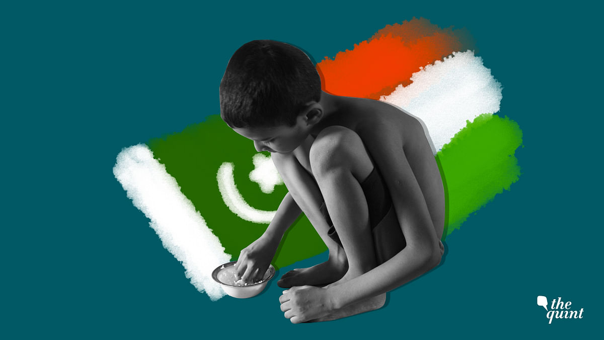 India & Pakistan: Divided by Borders, United by Problem of Hunger