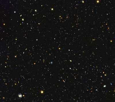 Hubble captures dazzling image with 15,000 galaxies