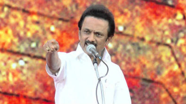 'Thalapathy' Stalin Coronated As DMK President