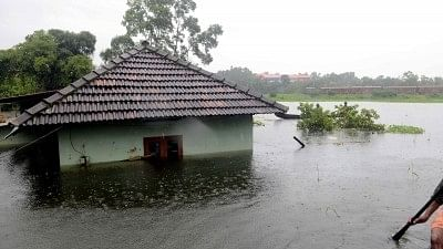 Kerala Floods: Airforce, Navy Work to Ensure Food in Remote Camps