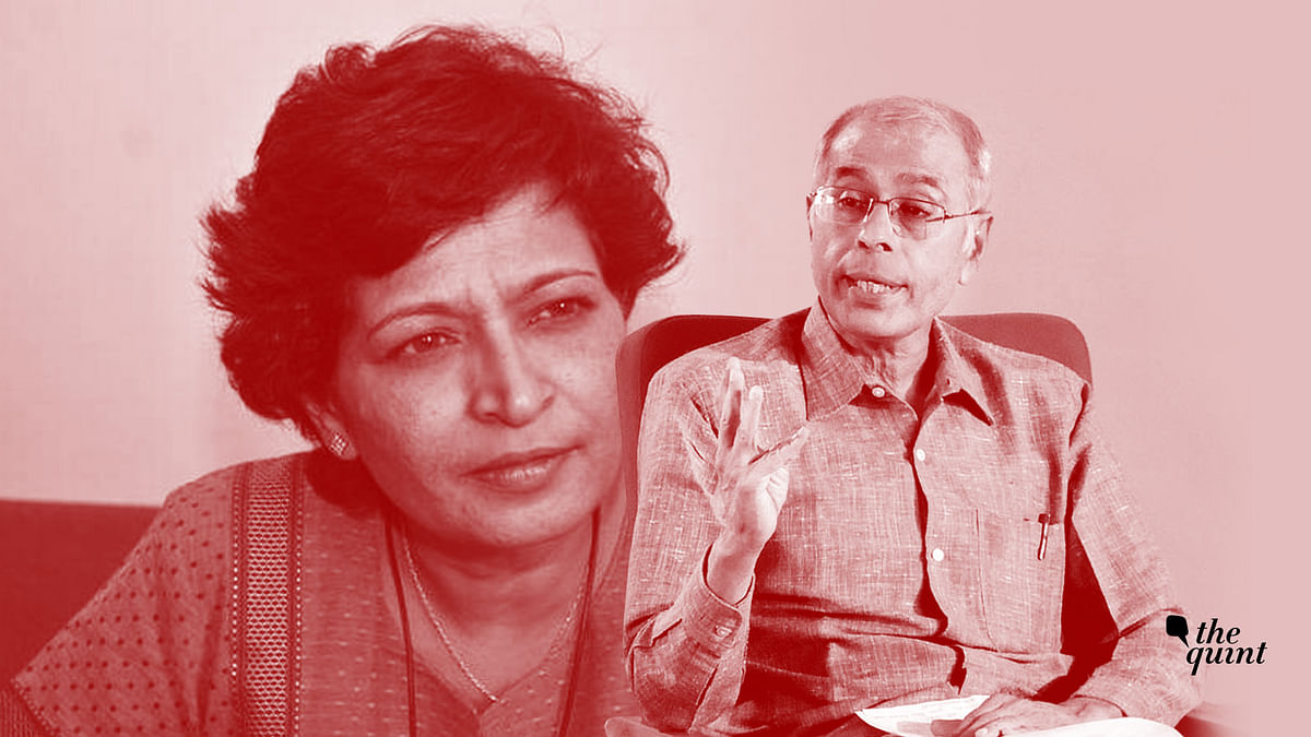 Image of Gauri Lankesh and Narendra Dabholkar used for representational purposes.