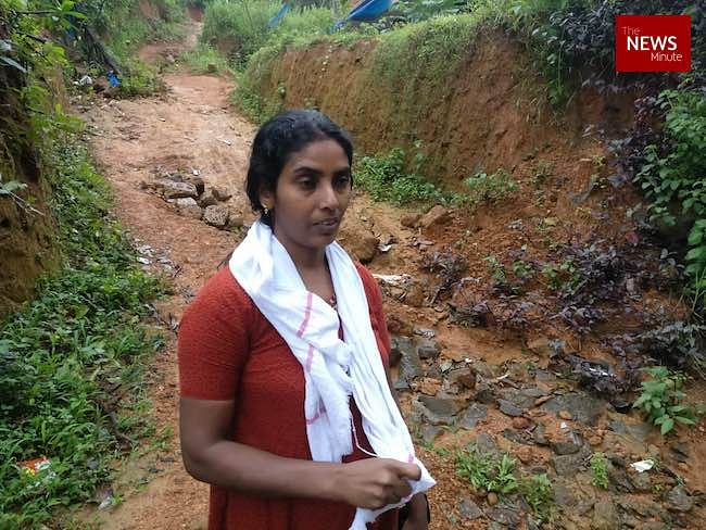 Manjusha  had sent her children to the nearest relief camp soon after she heard news of the deaths in the neighbouring house.
