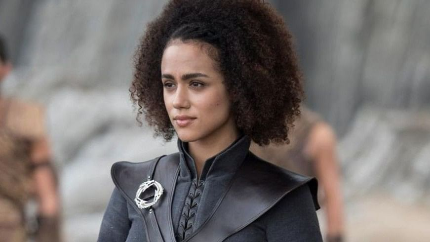 'Game of Thrones' star Nathalie Emmanuel says racism and sexism are realities of her life.