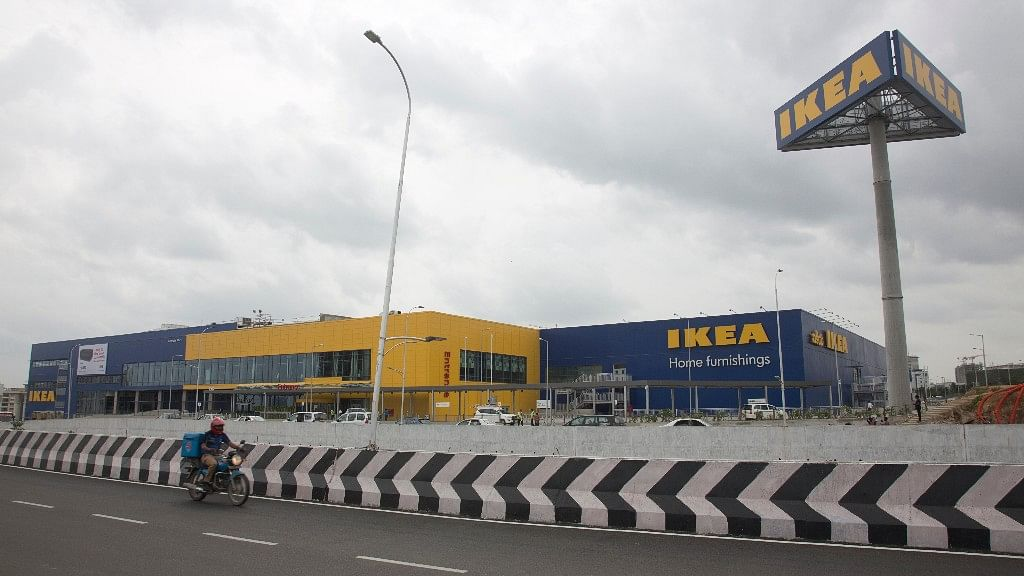India's first IKEA store ahead of its opening in Hyderabad