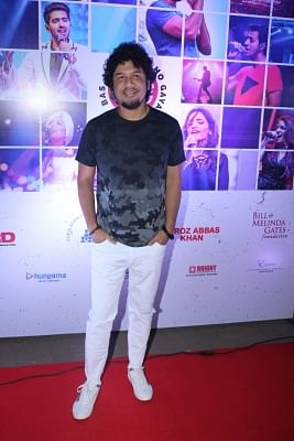 Singer Papon. (Photo: IANS)
