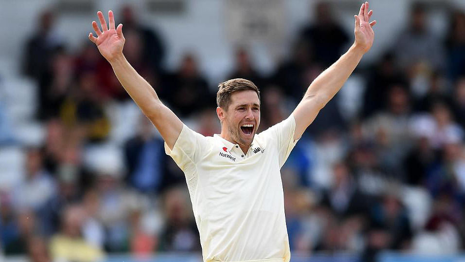 Chris Woakes has been called up to replace Ben Stokes for the Lord's Test vs India.