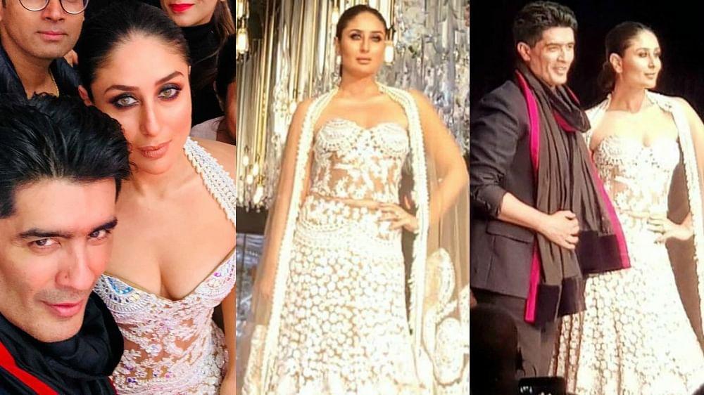 Manish Malhotra picks Kareena Kapoor Khan as a bride when asked to pick between Bollywood or bride.