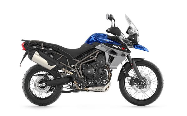 Triumph claims to have toned down the weight of the bike without reducing its power.