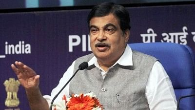 Union Minister for Road Transport & Highways and Shipping, Nitin Gadkari.