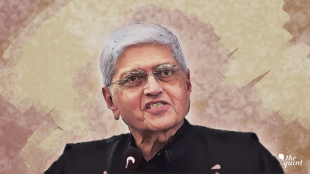 Gopalkrishna Gandhi: 'We Must Stamp Out Hatred With Harmony'