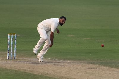 28-year-old Shami has been plagued by injuries through his six-year international career
