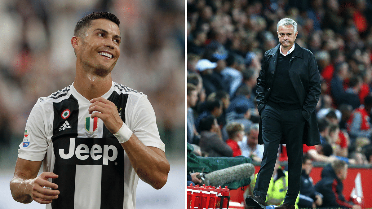 Champions League Draw: Ronaldo's Juventus Clubbed With Man United
