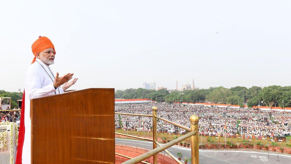 India Will Hoist Tricolour in Space by 2022: PM Modi