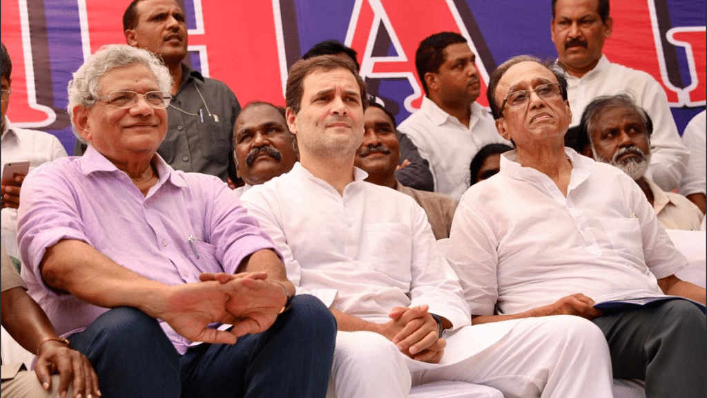 Rahul to Talk to Yechury to Resolve Seat-Sharing Issue in Bengal