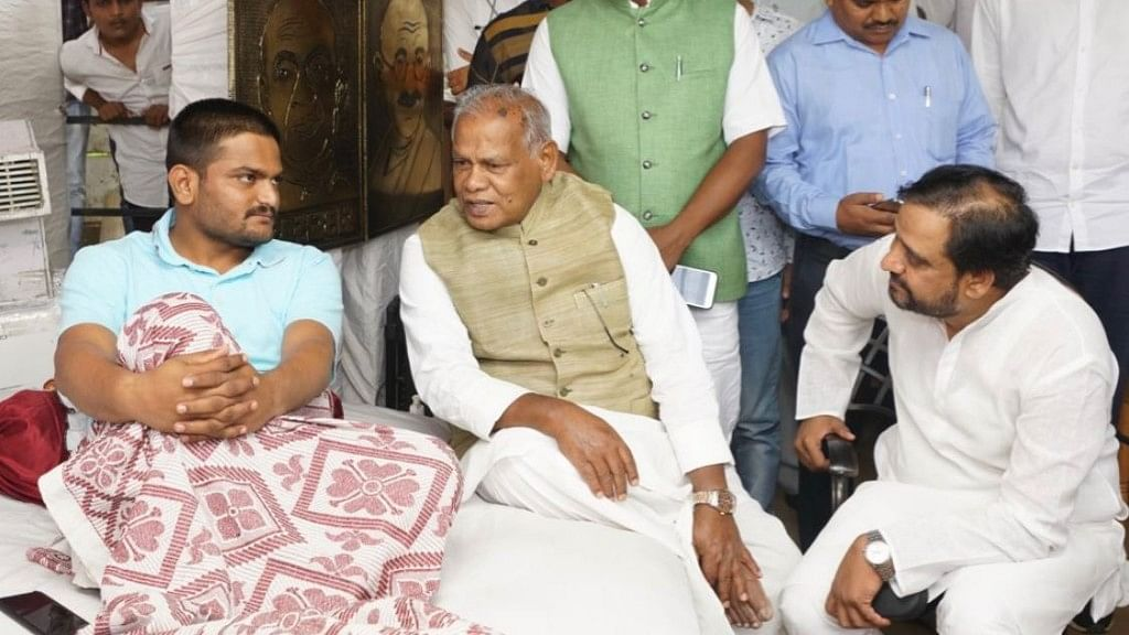Hardik Patel Releases His 'Will' On The 9th Day of Hunger Strike