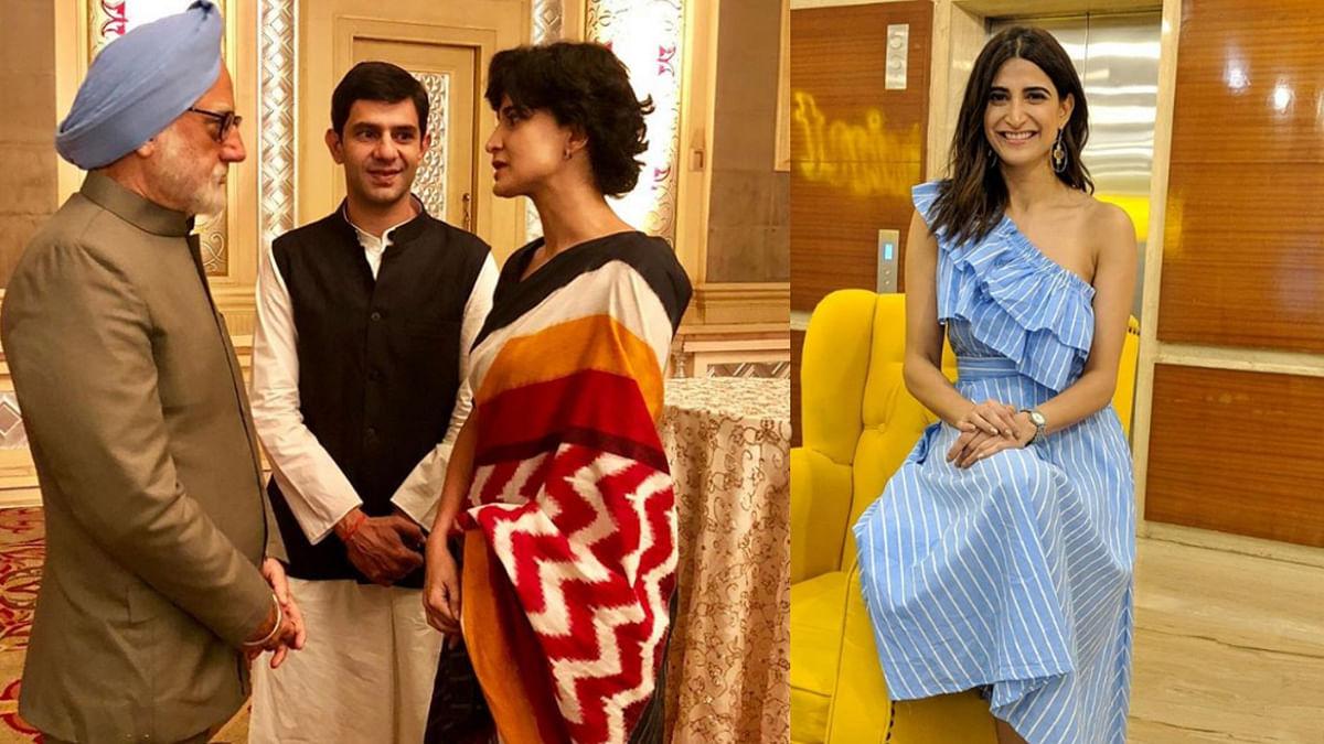Aahana Kumra Tells Us How She Transformed Into Priyanka Gandhi