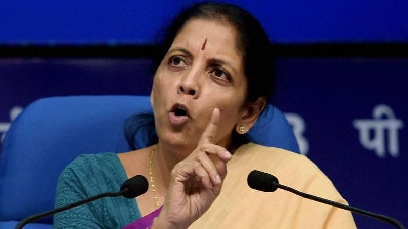 Sitharaman to Meet Journalists Over Entry into North Block Offices