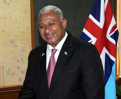 Fiji Prime Minister Frank Bainimarama. (File Photo: IANS)