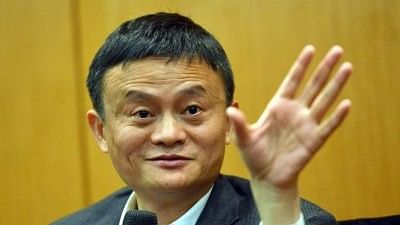 Jack Ma Left Off Chinese State Media's 'Top Business Leaders' List