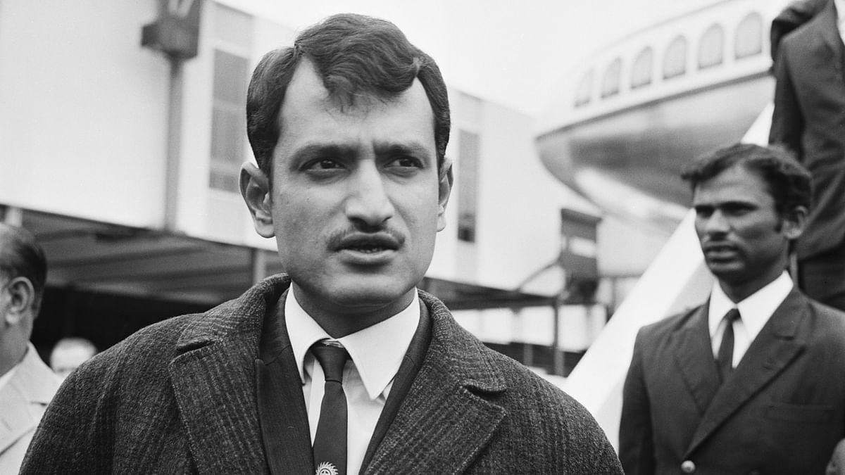 Remembering Ajit Wadekar, Indian Captain of 'The Class of 1971'