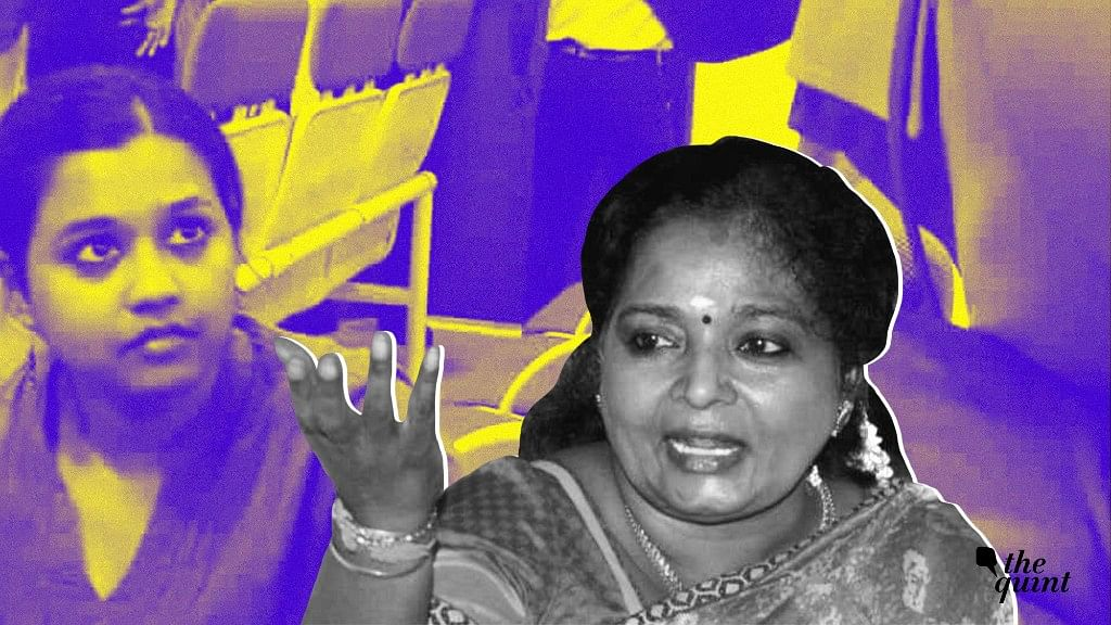 Lois Sofia Gets Bail After 'Anti-BJP' Chant Before TN BJP Chief