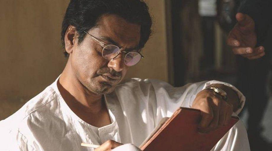 Nawazuddin Siddiqui in <i>Manto</i>.
