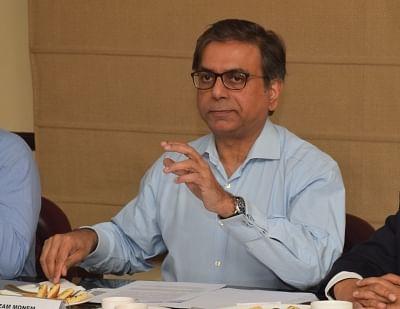 Indian Tea Association Chairman Azam Monem (Photo: IANS)