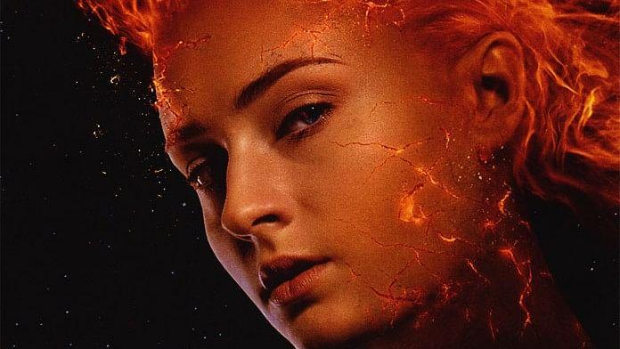 Sophie Turner in <i>Dark Phoenix</i>.