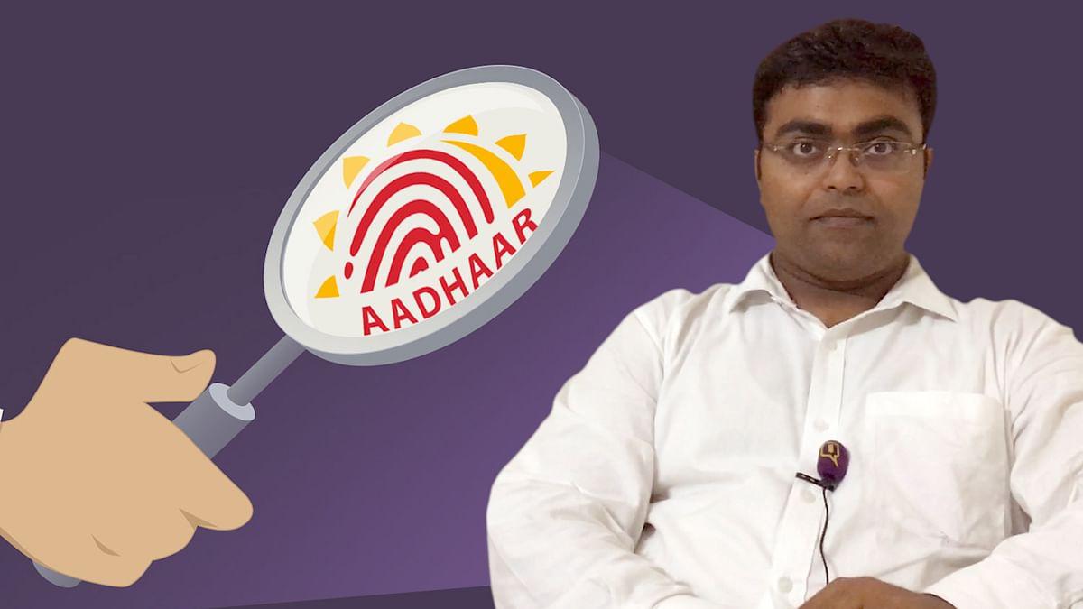 Advocate Talks Continued Misuse of Aadhaar & Chandrachud's Dissent