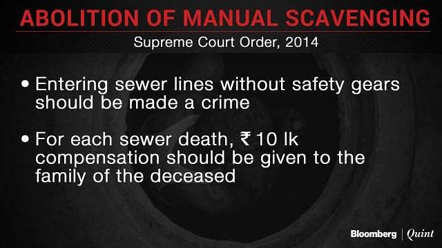 Manual Scavenger Deaths Are Murders By the State: Bezwada Wilson