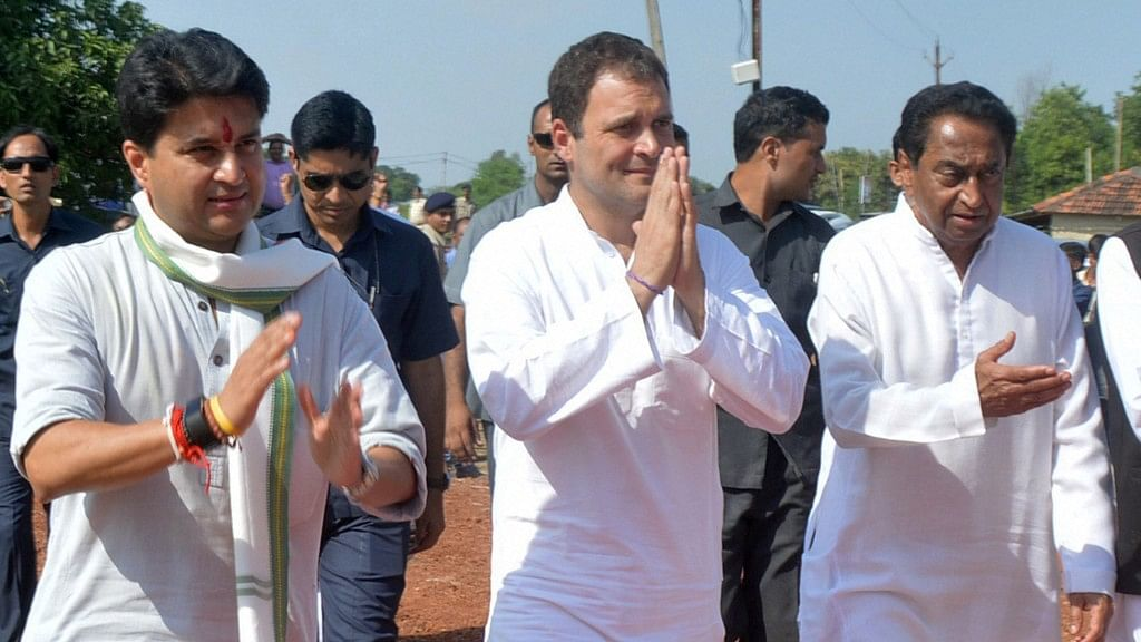 Rahul Gandhi Hits Hard on Rafale As He Wraps Up MP Tour