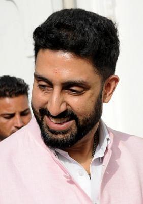 Actor Abhishek Bachchan (Photo: IANS)