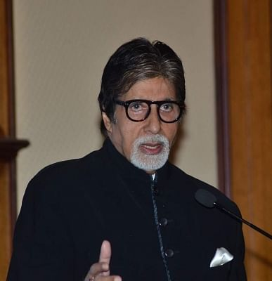 Actor Amitabh Bachchan. (File Photo: IANS)