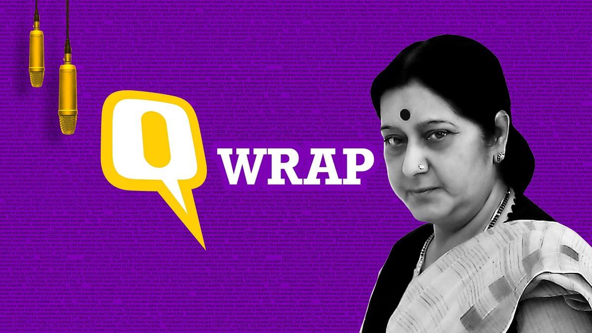 Podcast: Sushma Swaraj to Meet Pakistani Counterpart in NY & More