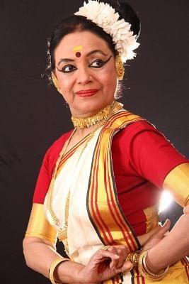 Padma Shri dancer Bharati Shivaji.
