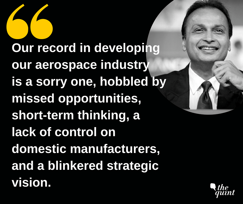 When  Anil Ambani Lauded PM Modi For 'Defence Resurgence' in 2015