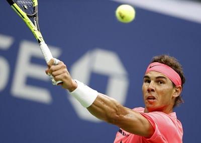 Tennis player Rafael Nadal. (File Photo: IANS)