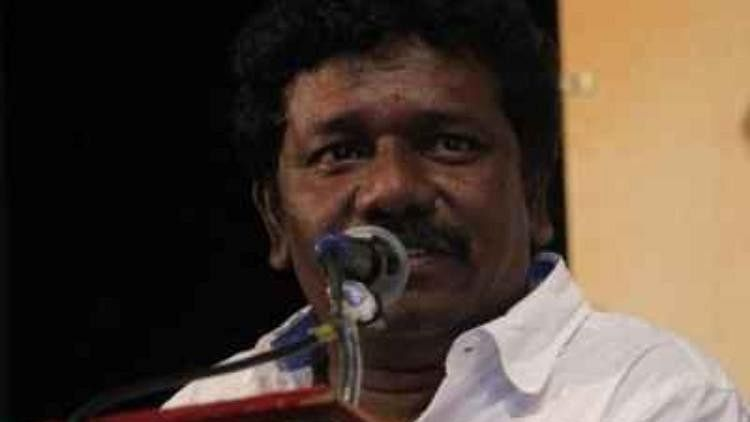 Thiruvadanai MLA Karunas was arrested from his residence in Saligramam.