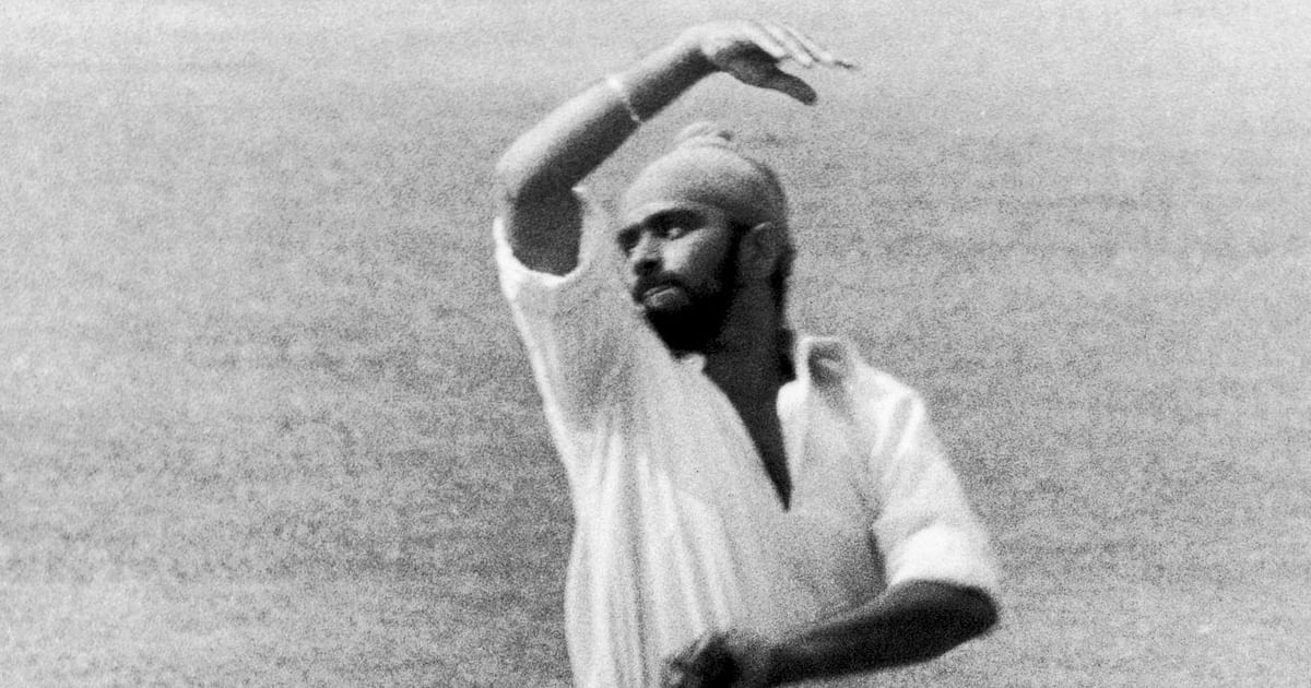 The art of Bedi: Suresh Menon on the bowler, the man, and the biography