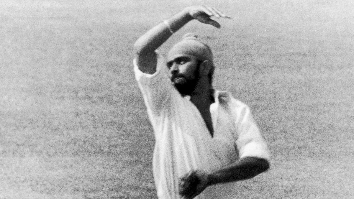 Former Indian bowler Bishan Bedi turns 74 today.