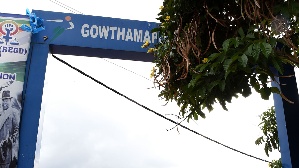 Located very close to the Madras Engineer Group of the Indian army, Gowthamapuram has produced footballers by the hundreds.
