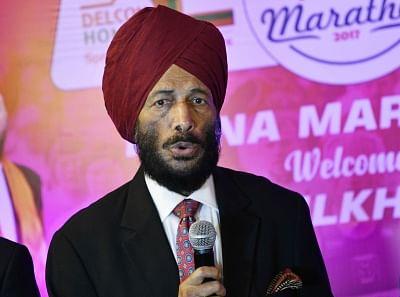 'Flying Sikh' Milkha Singh Tests Positive for COVID-19